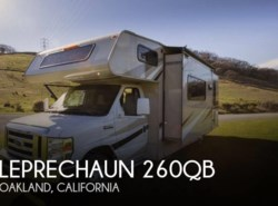 Used 2017  Coachmen Leprechaun 260QB by Coachmen from POP RVs in Oakland, CA