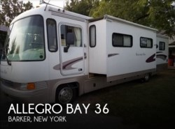 Used 1999 Tiffin Allegro Bay 36 available in Barker, New York