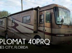 Used 2006 Monaco RV Diplomat 40PRQ available in Haines City, Florida