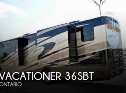 Used 2015 Holiday Rambler Vacationer 36SBT available in Acton, Ontario