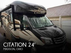 Used 2014  Thor Motor Coach Citation 2014 Thor Siesta Citation 24SR by Thor Motor Coach from POP RVs in Madison, OH