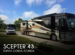 Used 2008 Holiday Rambler Scepter 42PDQ available in Punta Gorda, Florida