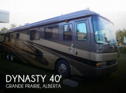 Used 2004 Monaco RV Dynasty 40 Chancellor available in Grande Prairie, Alberta