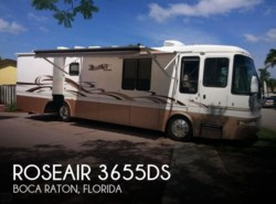 Used 2002 Rexhall RoseAir 3655DS available in Boca Raton, Florida