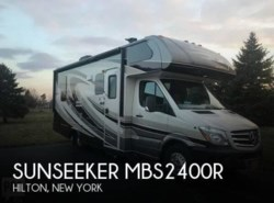 Used 2015  Forest River Sunseeker MBS2400R by Forest River from POP RVs in Hilton, NY