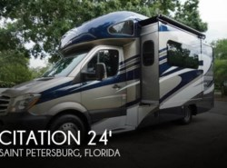 Used 2015  Thor Motor Coach Citation 24SA Sprinter by Thor Motor Coach from POP RVs in Sarasota, FL