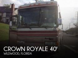 Used 1995  Monaco RV  Crown Royale Signature Series 40 by Monaco RV from POP RVs in Wildwood, FL