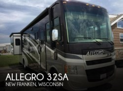 Used 2016 Tiffin Allegro 32SA available in New Franken, Wisconsin