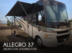 Used 2016 Tiffin Allegro 37 available in Arlington, Washington