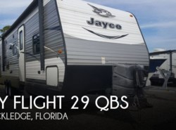 Used 2016  Jayco Jay Flight 29 QBS
