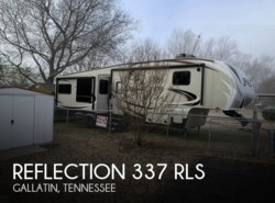 Used 2017 Grand Design Reflection 337 RLS available in Gallatin, Tennessee
