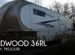 Used 2013 Redwood RV Redwood 36RL available in Troy, Missouri