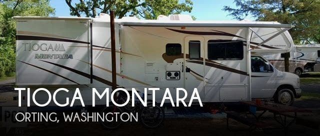 2014 Fleetwood RV Tioga Montara for Sale in Orting, WA 98360 | 166808