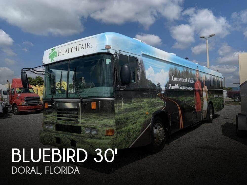 2006 Blue Bird RV Bluebird 30 Medical Bus for Sale in Doral, FL 33172 |  172267