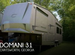 Used 2008 Carriage Domani DF310 Terzo available in Chatsworth, Georgia