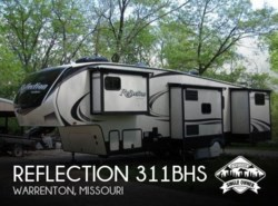Used 2018  Grand Design Reflection 311BHS