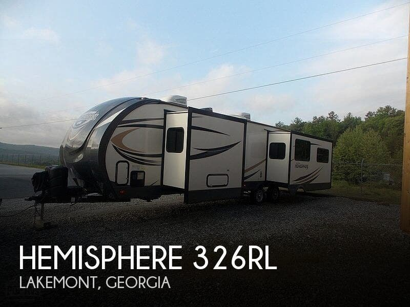 Used Rv For Sale In Ga >> 2017 Forest River Rv Hemisphere 326rl For Sale In Lakemont Ga 30552 183313