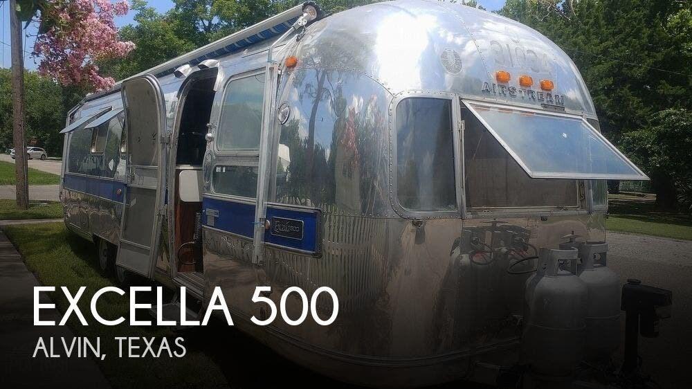 1972 Airstream RV Excella 500 for Sale in Alvin, TX 77511 | 184371
