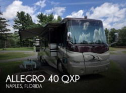Used 2010 Tiffin Allegro 40 QXP available in Naples, Florida