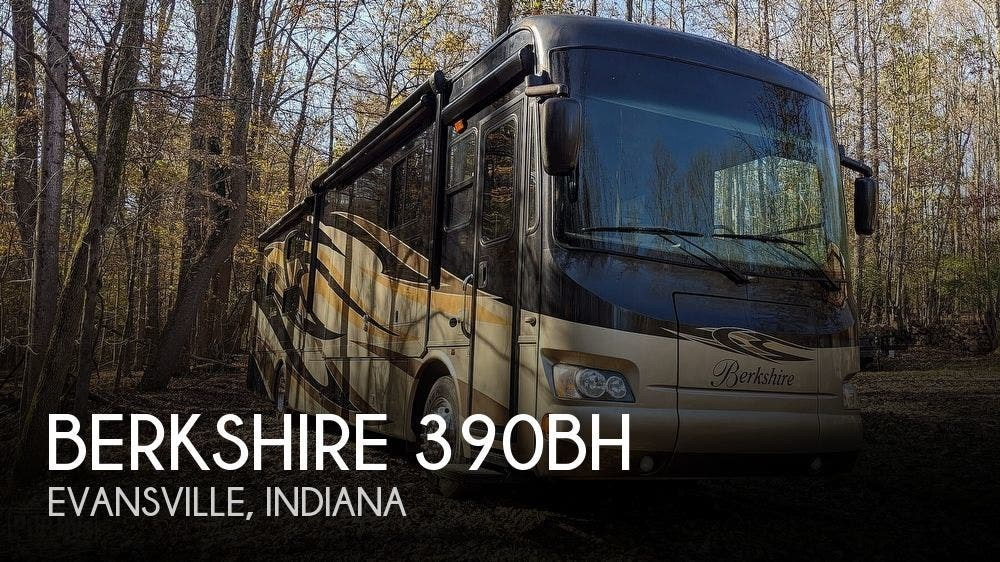2014 Forest River Berkshire 390bh Rv For Sale In Evansville In 47712 195381 Rvusa Com Classifieds
