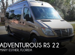 Used 2012 Roadtrek  Adventurous RS 22 available in Mary Esther, Florida