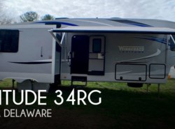 Used 2016 Winnebago Latitude 34RG available in Dover, Delaware