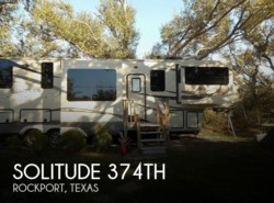 Used 2017 Grand Design Solitude 374TH available in Rockport, Texas