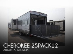 Used 2018  Forest River Cherokee 25Pack12