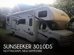 Used 2015  Forest River Sunseeker 3010ds