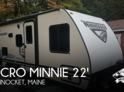 2019 Winnebago Micro Minnie 2108 FBS