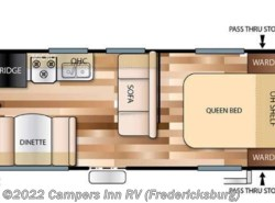 New 2017  Forest River Salem Cruise Lite 241QBXL by Forest River from Campers Inn RV in Stafford, VA