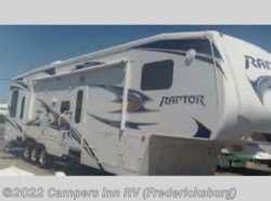 Used 2010  Keystone  KEYSTONE raptor 361lev by Keystone from Campers Inn RV in Stafford, VA