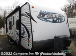 Used 2013  Forest River Salem Cruise Lite 281QXBL