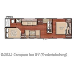 New 2018  Gulf Stream Friendship 275FBG by Gulf Stream from Campers Inn RV in Stafford, VA