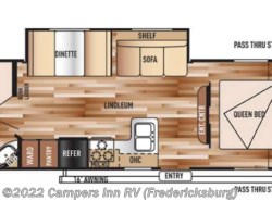 Used 2016  Forest River Salem 262BHXL by Forest River from Campers Inn RV in Stafford, VA