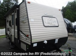 New 2018  Coachmen Clipper Ultra-Lite 17FQ by Coachmen from Campers Inn RV in Stafford, VA