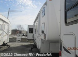 Used 2008  Forest River Sandpiper 345QB by Forest River from Chesaco RV in Frederick, MD