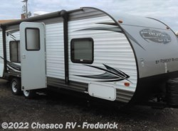 Used 2015  Forest River Salem 261BHXL by Forest River from Chesaco RV in Frederick, MD