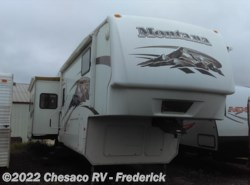 Used 2009  Keystone  KEYSTONE MONTANA 3465 SA LE by Keystone from Chesaco RV in Frederick, MD