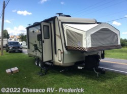 New 2018  Forest River Rockwood 21SS by Forest River from Chesaco RV in Frederick, MD