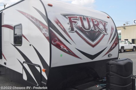 2018 Prime Time Fury 2910 FHT