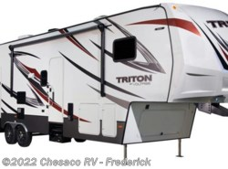 New 2018  Dutchmen Voltage Triton 3551 by Dutchmen from Chesaco RV in Frederick, MD
