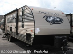 New 2018  Forest River Grey Wolf 26CKSE by Forest River from Chesaco RV in Frederick, MD