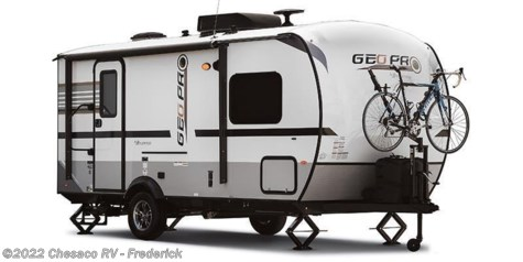 2018 Forest River Rockwood Geo Pro G19FBS