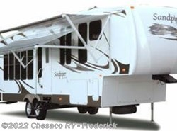 Used 2008  Forest River Sandpiper 316BHT