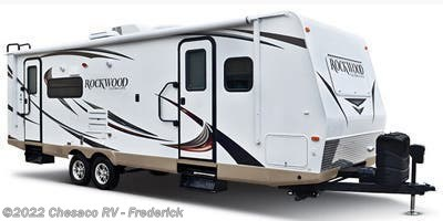 2015 Forest River Rockwood Ultra Lite 2702SS