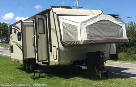 2018 Forest River Rockwood Roo 23IKSS