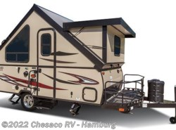New 2017  Forest River Rockwood Hard Side A215HW by Forest River from Chesaco RV in Shoemakersville, PA