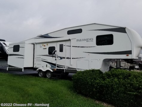 2012 Palomino Thoroughbred Elite 829BHDB