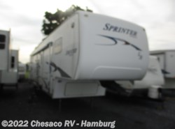 Used 2005 Keystone Sprinter 350FWBHS available in Shoemakersville, Pennsylvania